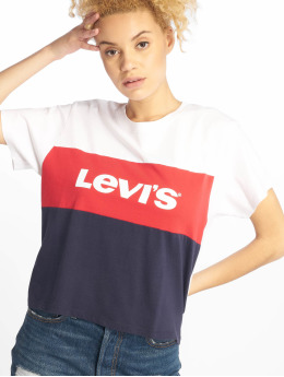 Levi's® T-Shirt Graphic weiß