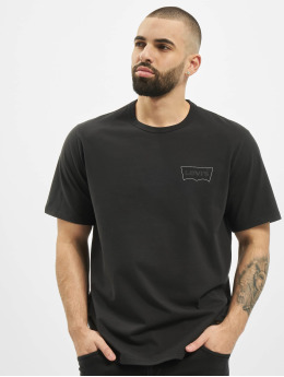 Levi's® t-shirt Skate Graphic zwart
