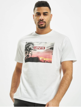 Levi's® T-Shirty Graphic bialy
