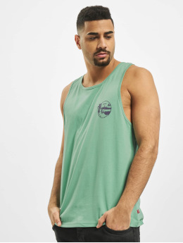 Levi's® Tank Tops Graphic zielony