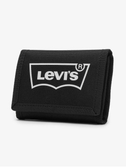 Levi's® Wallet Basics Bowers Trifold Hollow Batwing black