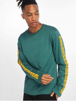 Lifted Pitkähihaiset paidat Yun vihreä