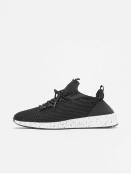 Lifted Sneaker Tory  schwarz