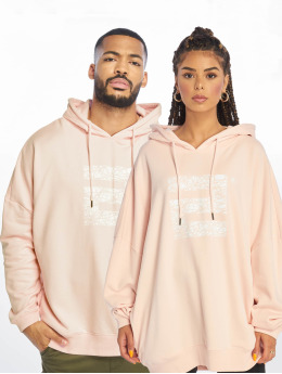 Lifted Sweat capuche Nam  rose