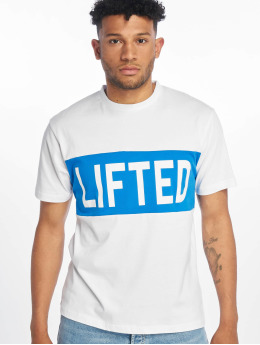 Lifted t-shirt Sota wit