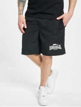 Lonsdale London Badeshorts Naunton  black