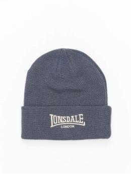 Lonsdale London Beanie Bobhat grå