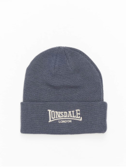 Lonsdale London Bonnet Bobhat gris