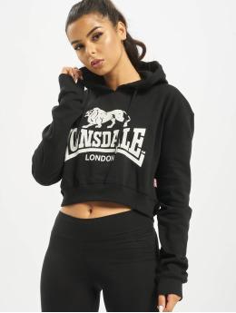 Lonsdale London Hoodie Roxeth black