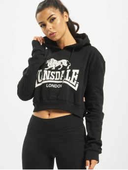 Lonsdale London Hoodies Roxeth sort