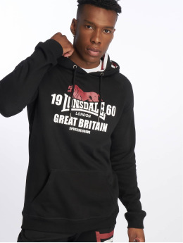 Lonsdale London Hoody Bassingham schwarz