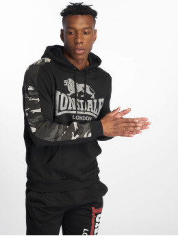 Lonsdale London Hoody Santley zwart