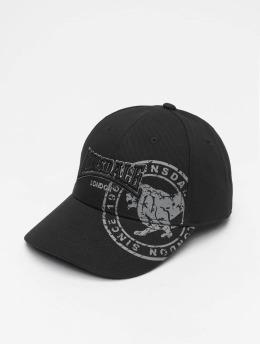 Lonsdale London Snapback Caps Iken czarny