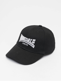 Lonsdale London Snapback Caps Wigston musta