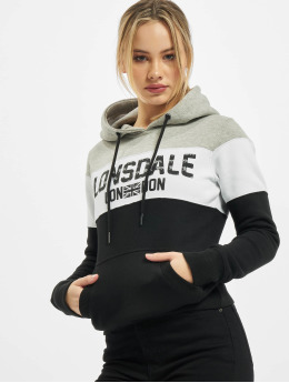 Lonsdale London Sweat capuche Penbryn  noir