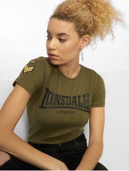 Lonsdale London T-paidat Marylee oliivi
