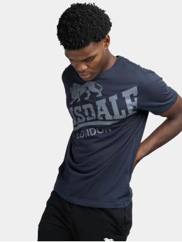 Lonsdale London t-shirt Watton  blauw