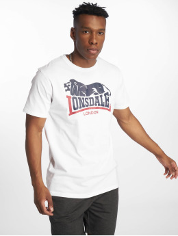 Lonsdale London t-shirt Hopperton wit