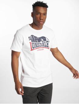 Lonsdale London T-shirts Hopperton hvid