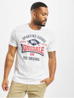 Lonsdale London T-skjorter Empingham hvit