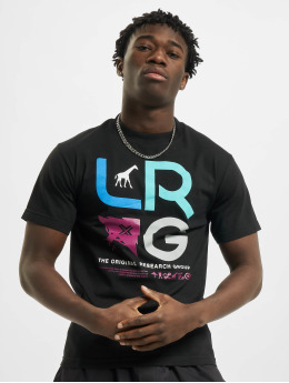 LRG T-Shirty Research Icon czarny