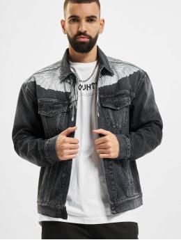 Marcelo Burlon Denim Jacket Denim  black
