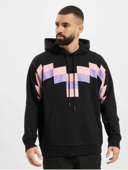 Marcelo Burlon Hoody Team Wings schwarz