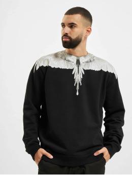 Marcelo Burlon Pullover Wings schwarz