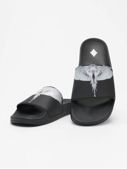 Marcelo Burlon Slipper/Sandaal Wings  zwart