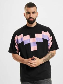 Marcelo Burlon T-Shirt Team Wings  schwarz