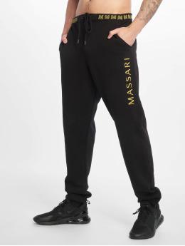 Massari Jogging kalhoty Bro čern