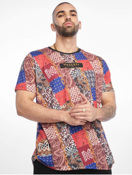 Massari T-Shirty Bruh kolorowy