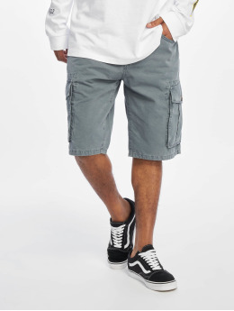 Mavi Jeans Shorts Cargo grau