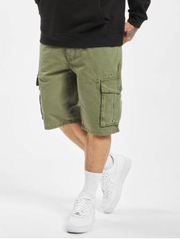 Mavi Jeans Szorty Cargo  oliwkowy