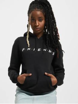 Merchcode Bluzy z kapturem Friends czarny