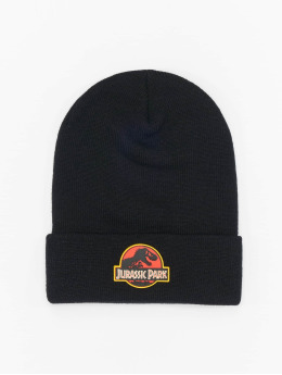 Merchcode Bonnet Jurassic Park Logo  noir