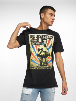 Merchcode Camiseta Rocky You Ain´t So Bad negro