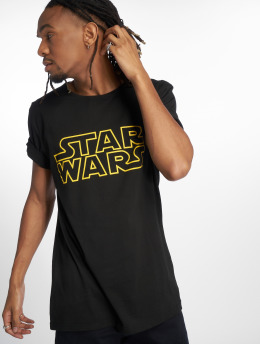 Merchcode Camiseta Star Wars negro