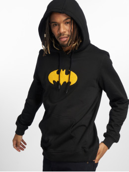 Merchcode Hoodie Batman Patch svart