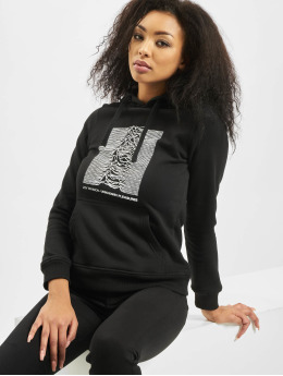 Merchcode Hoodies Ladies Joy Division Up čern