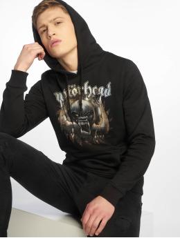 Merchcode Hoody Motörhead Saw zwart