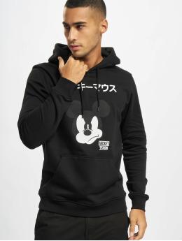 Merchcode Hoody Mickey Japanese zwart