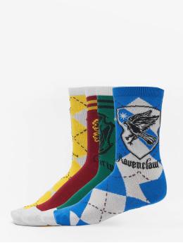 Merchcode Ponožky Harry Potter Team 4-Pack  barvitý