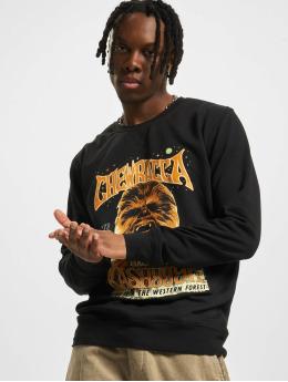 Merchcode Pullover Chewbacca schwarz
