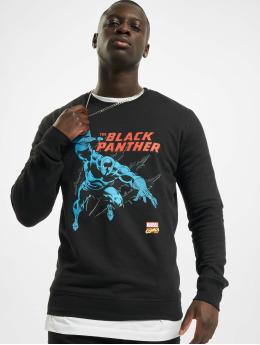 Merchcode Pulóvre Black Panther èierna