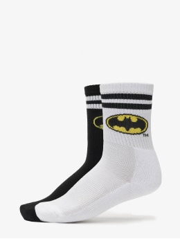 Merchcode Socken  Double Pack Batman schwarz