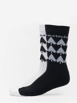 Merchcode Socken Motörhead schwarz