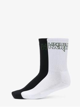 Merchcode Sokken Merchcode Linkin Park 2-Pack Socks zwart