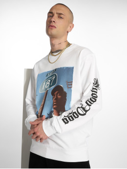 Merchcode Sweat & Pull Snoop Dogg California blanc