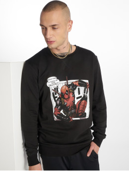 Merchcode Sweat & Pull Deadpool Tacos noir